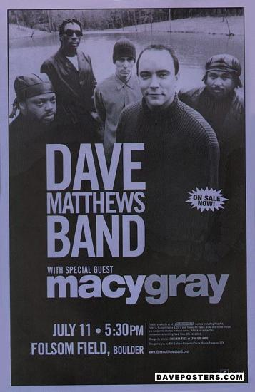 Poster Gallery Dave Matthews Band Posters Dmb Posters