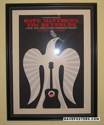 Poster Gallery Dave Matthews Band Posters Dmb Posters At