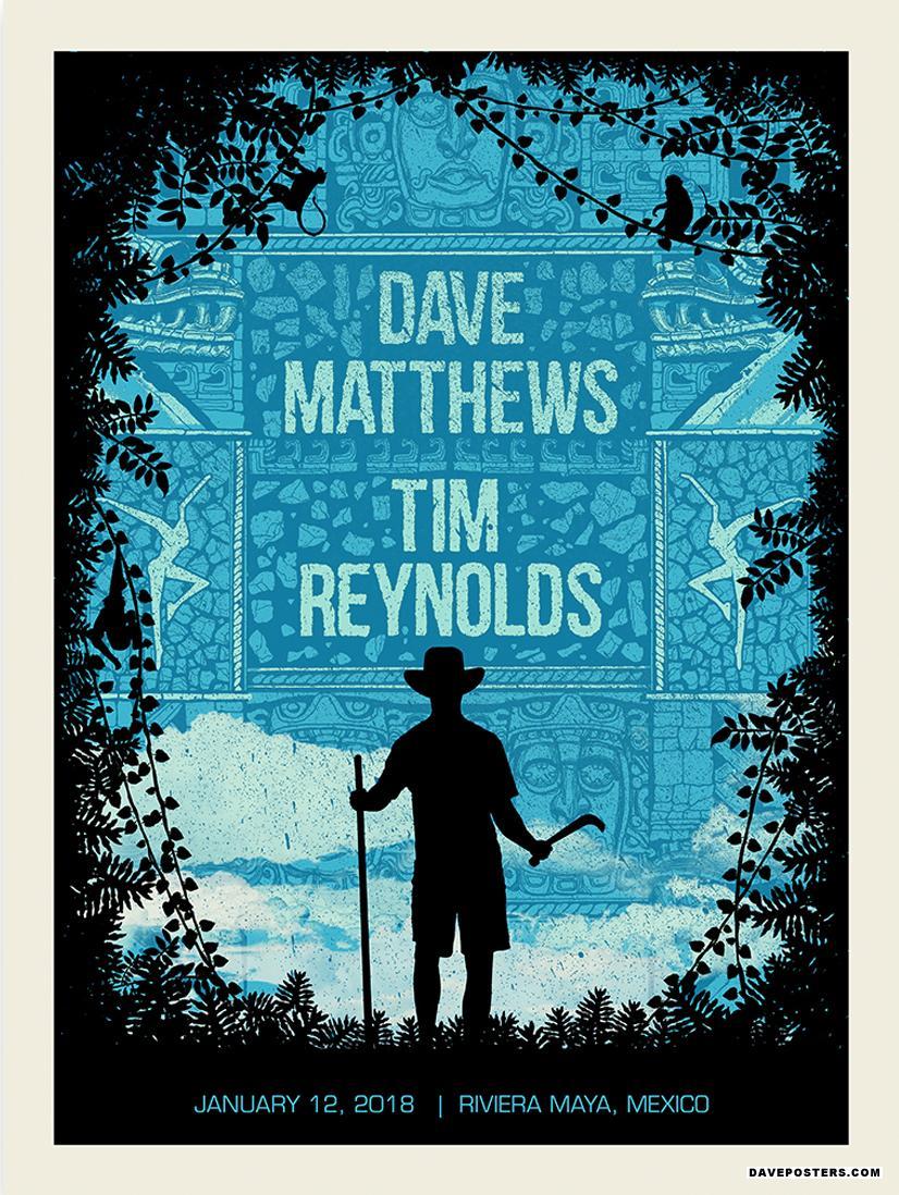 Dave Matthews Band Posters / DMB Posters At